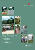 Front page of Easy Access to Historic Landscapes